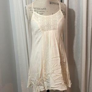 Mossimo White Dress